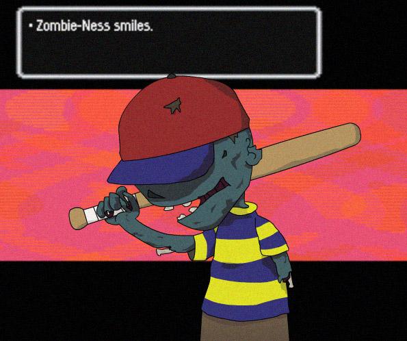 Art Thread: Video Game Rising