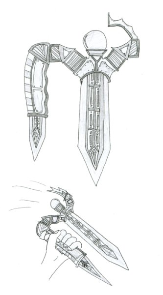 Design a Weapon.
