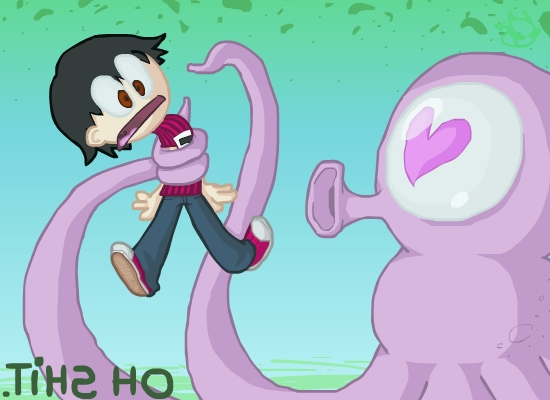 [official] Tentacle Monsters...