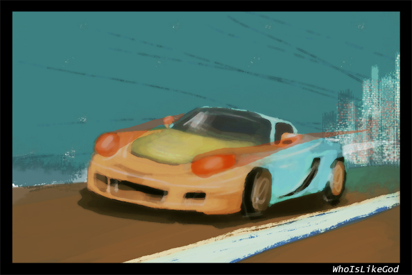 The Speed Painter's Thread