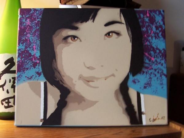 Stencil Art Thread