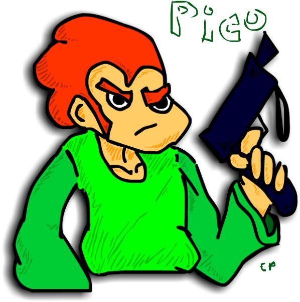 Art Contest: Pico Day 08