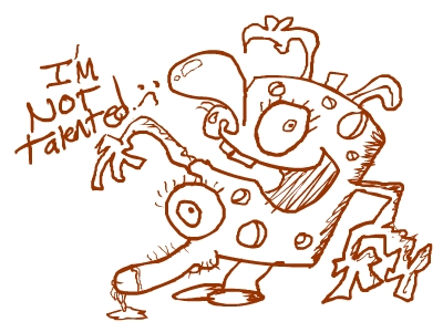 Post Your Spengbab Drawnings!!