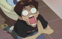 Generic anime drawings
