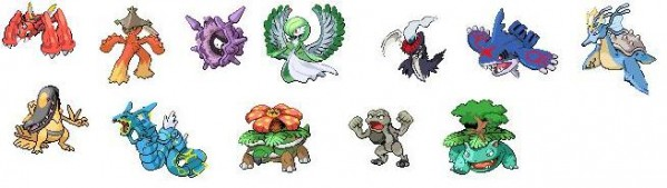 Custom Pokemon Fusions!