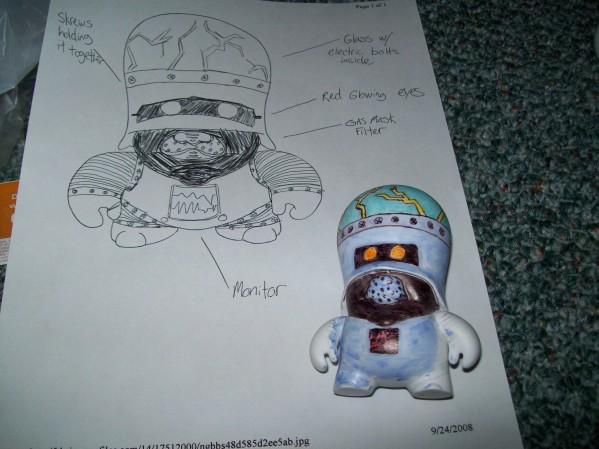 Diy Teddy Troops Design Contest :3