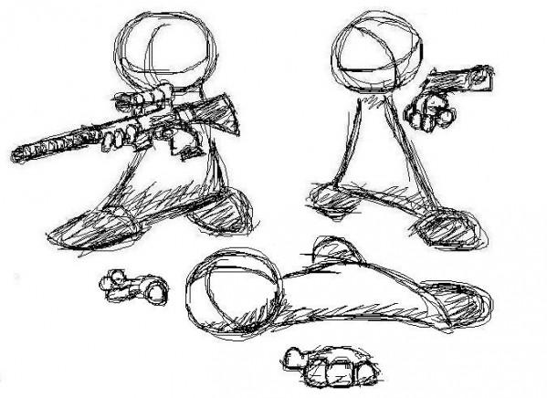My Sketchbook Art