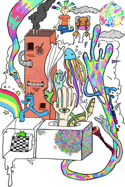 - The big Thread of Psychedelics -