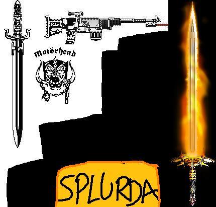 Splurda's Art
