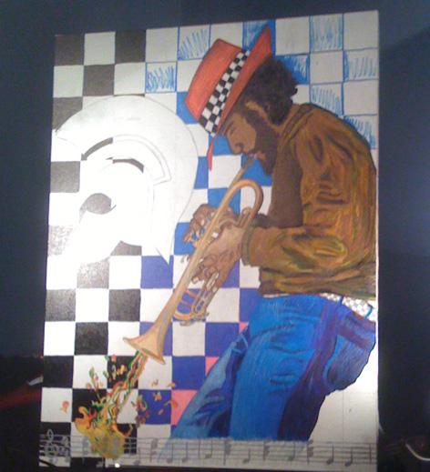 Artistj's Ska Paintings Collection.