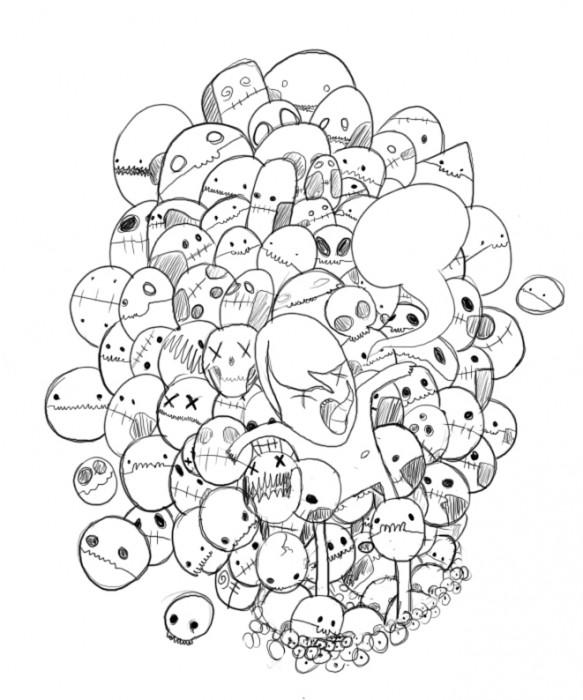 Glassbomb's art thread?