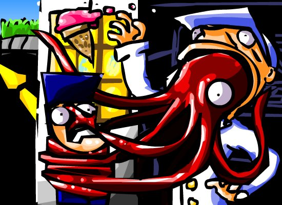 Scourge Art