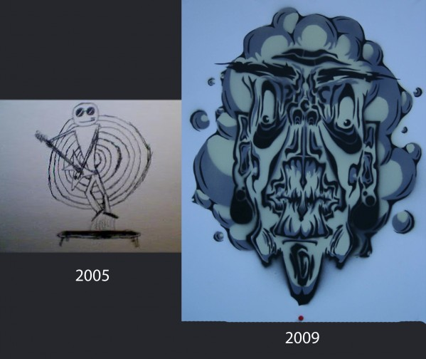 Then And Now: A Look Into The Past