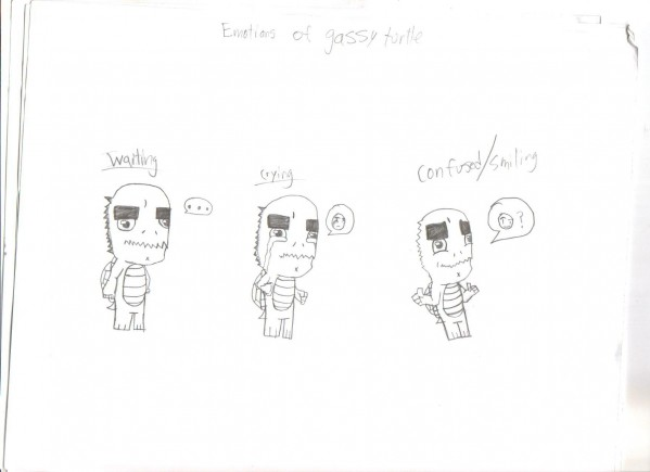 gassyturtles charcter/art thread