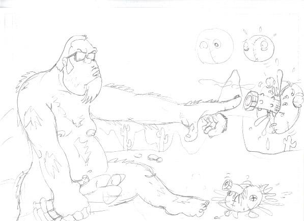 (talk) Wacom Nude Portrait Contest!