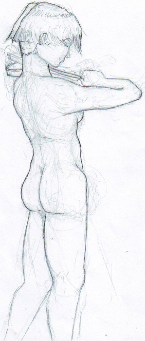 15 Minute Sketches Here.,