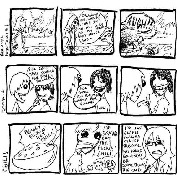 The Bad Comic Challenge