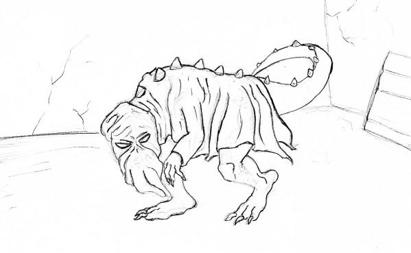 Darkrchaos's Artwork/Creatures