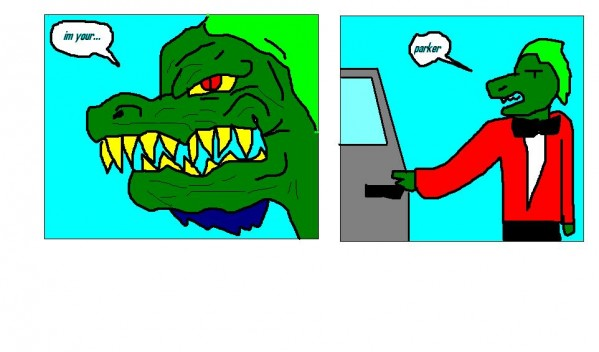 [Art Contest] Violent Encounter