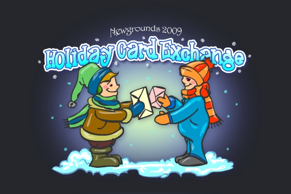 2009 Holiday Card Exchange