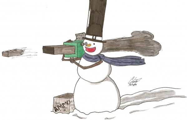 Teh Snowmans Thread :3