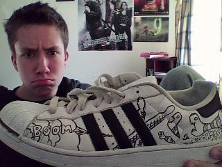 The Grumpy-fish Shoe Mod Bonanza