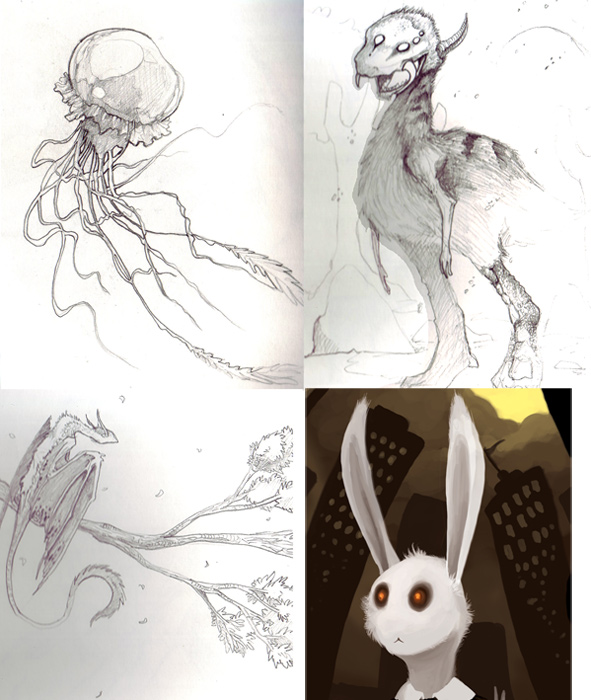 SK's doodle thread
