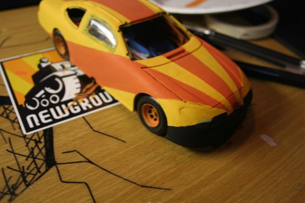 The NewGrounds Car!