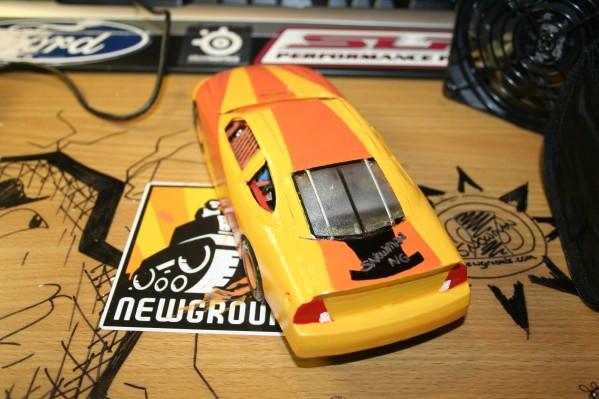 The NewGrounds Car!