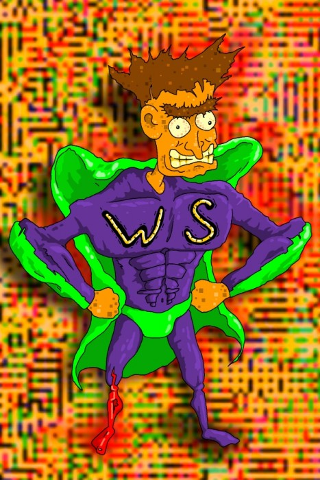 [art Super Zeroes Art Contest