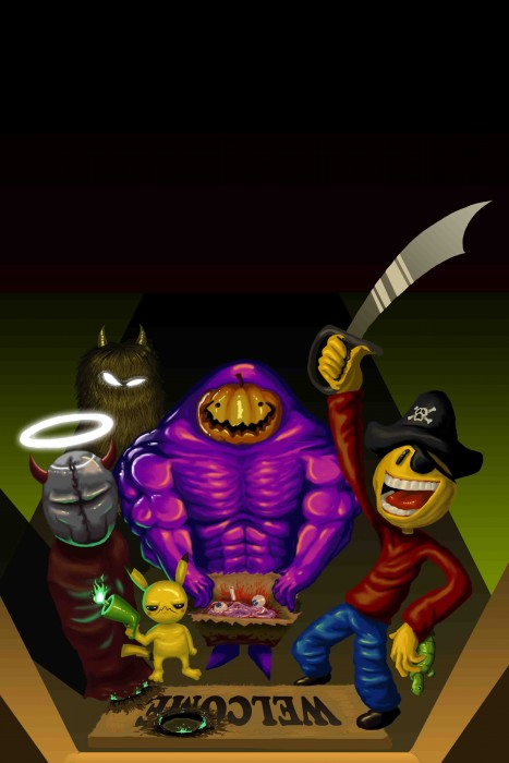 [talk] Halloween 2010 Art Contest