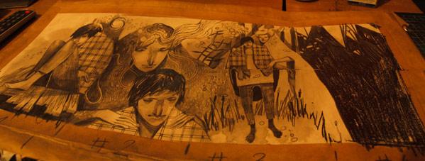 Ne7ers Sketchbooks.