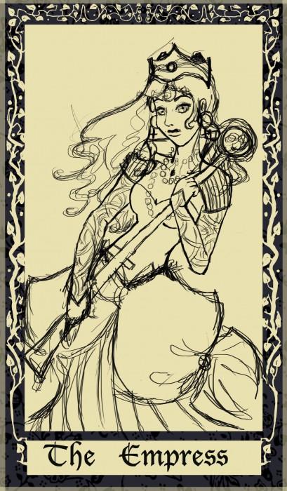 The Tarot Card Collab!