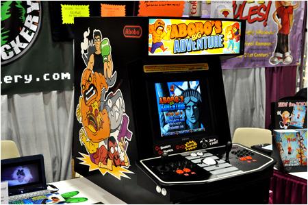 Abobo's Big Adventure Arcade Build