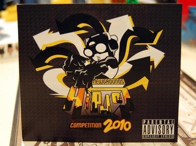 Newgrounds Hip Hop Art Competition