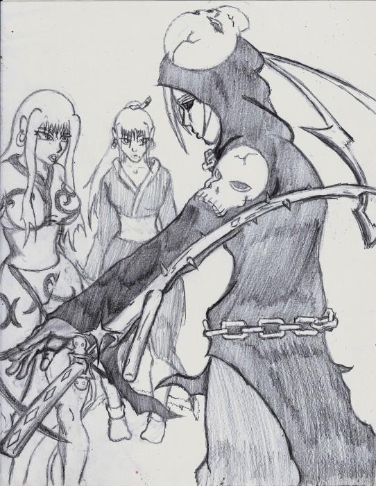 Ram's Official Art Thread!