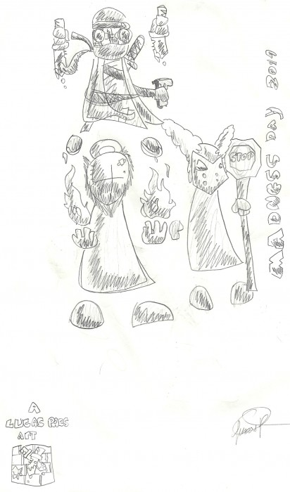 Madness Day 2011 Art Contest