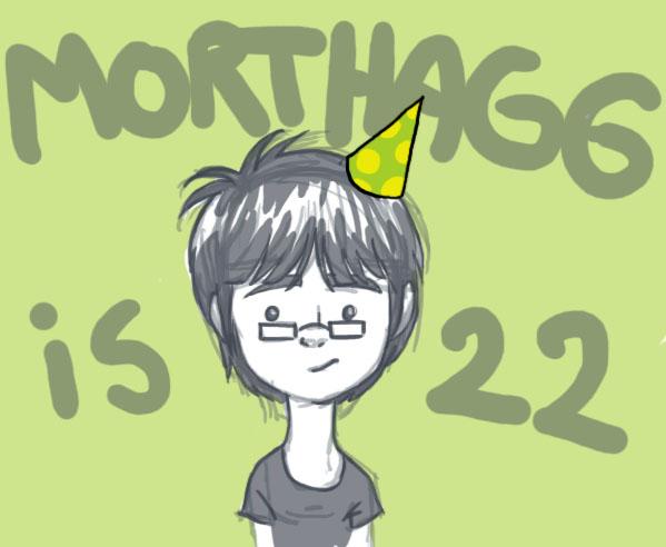 Morthagg makes things.