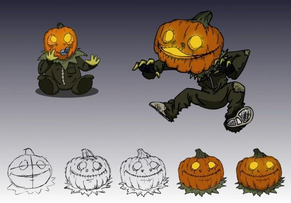 Halloween 2011 Art Contest