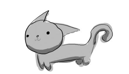 Derpcat: A Comical Character
