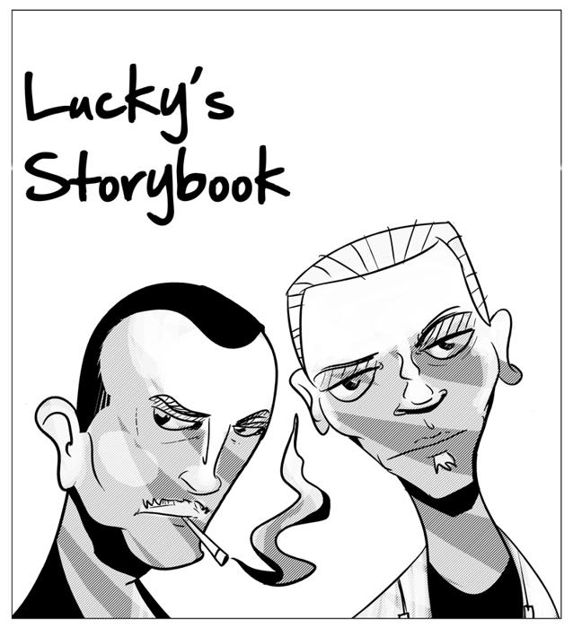 Lucky's Art stuff