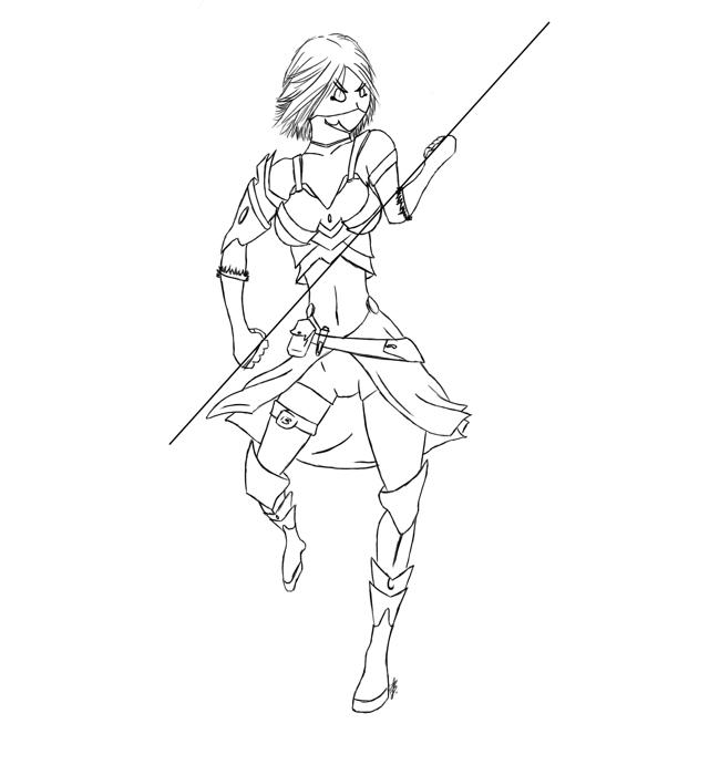 Critique My Latest Sketch?
