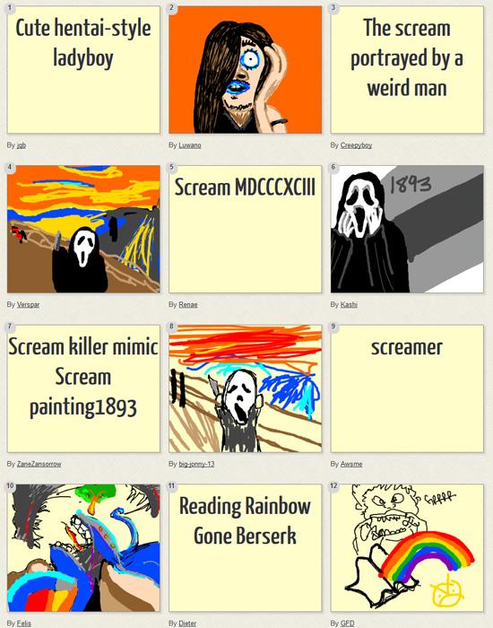 Drawception games thread