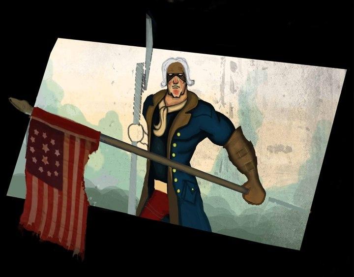 ChOW #53 -18th century superhero