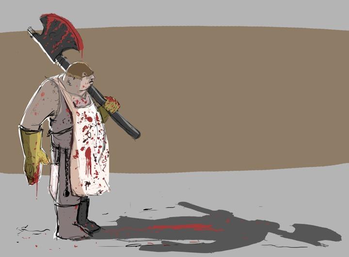 ChOW #55- Executioner