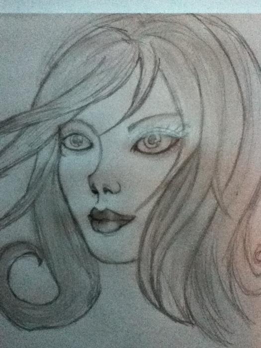 Becky's Art thread :D