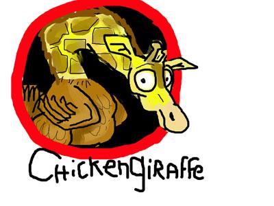 Designing ChickenGiraffe