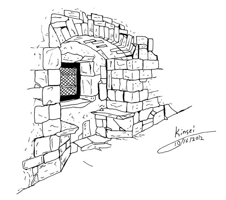 Old Code Castle Art