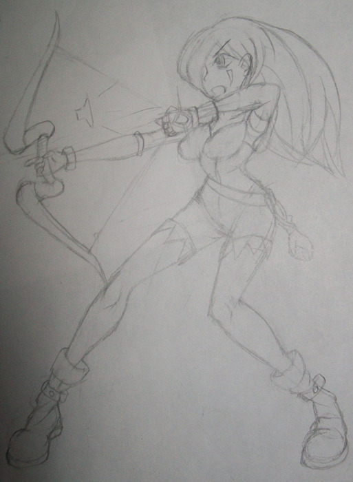 I want to critique your art.