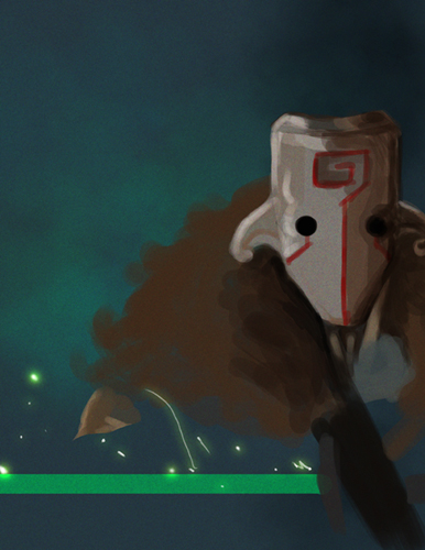 Van Diablo Art Thread